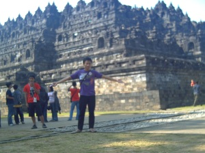 Foto di Candi Borobudur